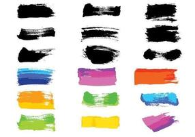 Paintbrush-strokes-vector-pack