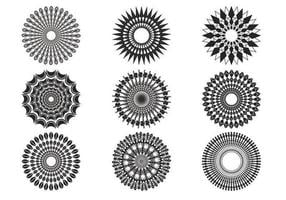 Decorative-sunburst-vectors