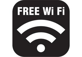 Gratis Wi Fi Vector Icon