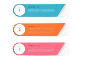 Modern-banner-tags-vector-set