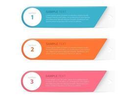 Modern-banner-tags-vector-set