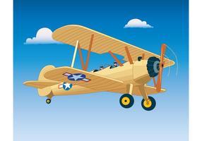 Vol libre d'avion