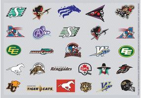 Équipes de football canadiennes