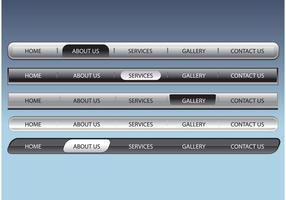 Webnavigatiebars
