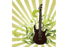 Grunge gitarr