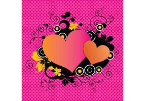 Kärlekhjärtor