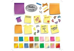 Notes Post-it