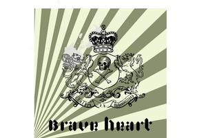 Grunge Heraldry