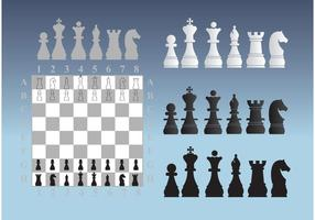 Schach Illustrationen