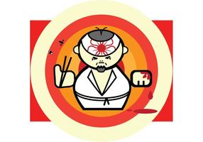 Sushi Master Cartoon