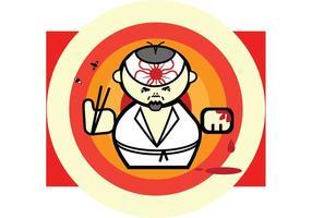 Sushi Master Cartoon