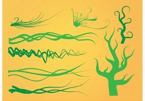Organic Plant Graphics