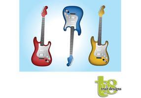 Elektriska gitarrer