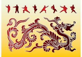 Dragón kung fu