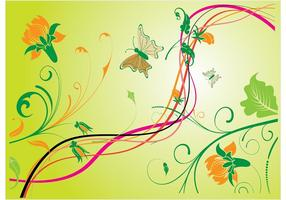 Natureza Vector Graphics
