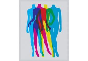 CMYK Körper