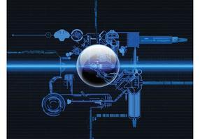 Futuristic Machinery