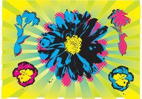 Flores de Warhol