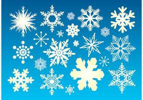 Graphiques de neige