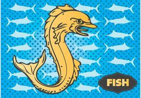 Fiskvektor