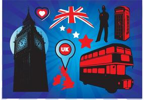 Vetores do Reino Unido