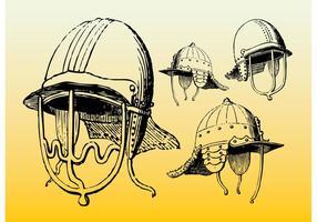 Antique Helmets