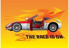 Race auto