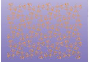 Spiral Circle Pattern