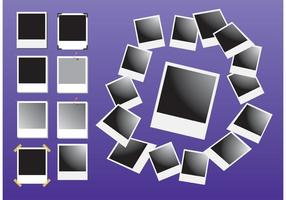 Polaroid-vectors