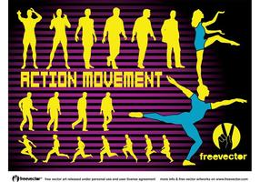 Mouvement d'action