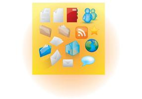 Web Icon Vectors