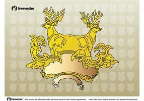Deer Heraldik