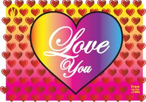 Love-heart-vector