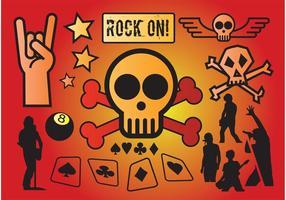 Rock-vectors