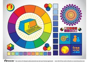 Farbgrafik