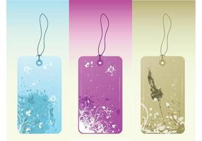 Flower Labels