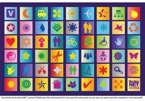 Colorful-icon-vectors