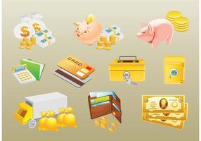 Geld Vektoren