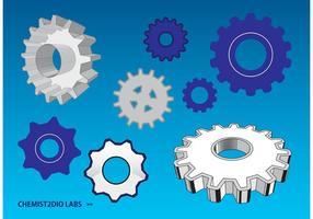 Free-gear-vectors