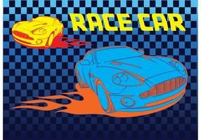 Gratis Race Car Vector