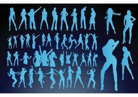 Dansende meiden