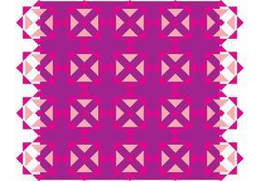 Vector libre patrón geométrico