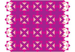 Freie Geometrische Muster Vektor