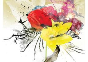 Face das flores