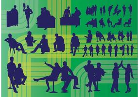 Business People Vectors