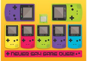 Vector de Gameboy
