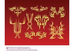 Tribal Tattoo Vectors