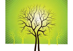 Vector Art Trees