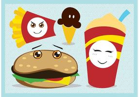Fast-food-vector