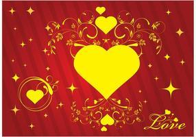 Love-card-vector